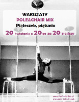 warsztaty chair pole dance